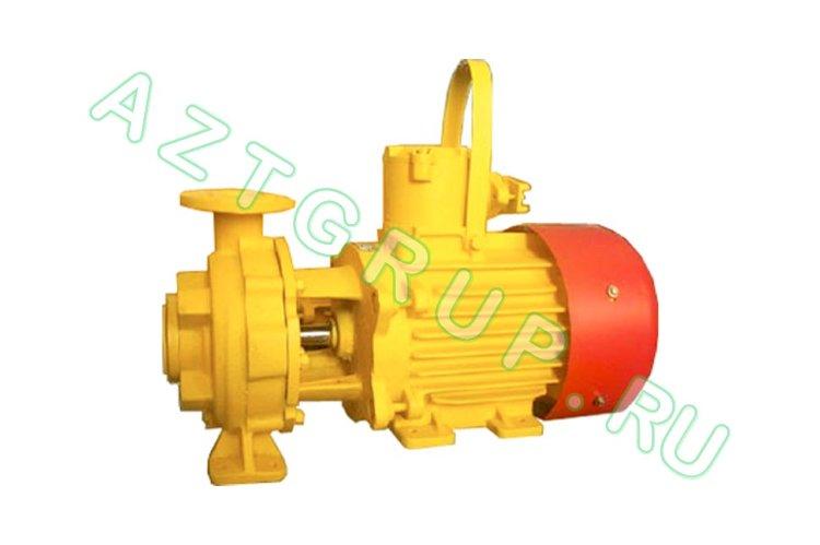 Насос КМ80-50-200-Е