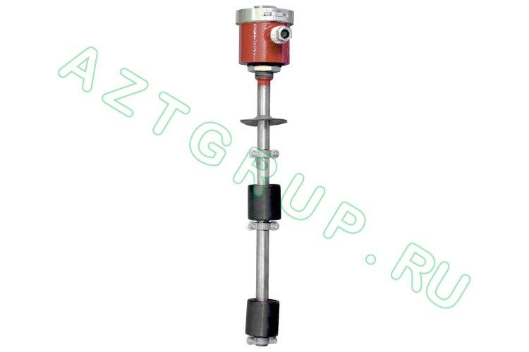 Преобразователь магнитно- попловковый ПМП-152-1D18-Патр. Ду80р-АС220НР-Н2650-В200