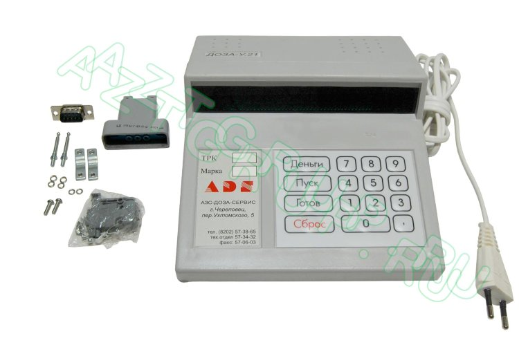 Контроллер управления ТРК и ГНК Топаз-103МК1